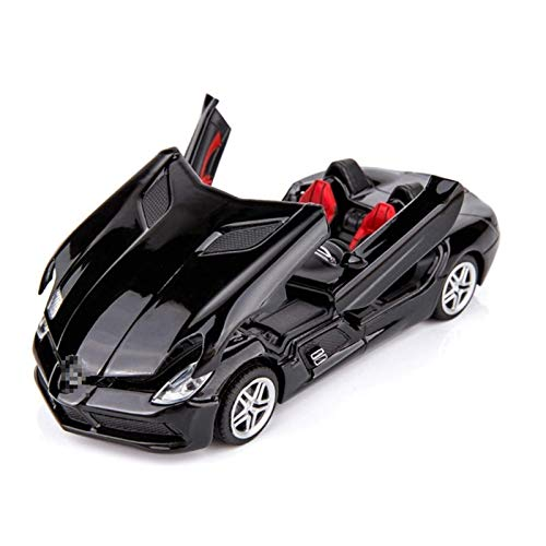 Niño Modelo de control remoto Coche 1:32 para Benz For SLR FOR MUE MUJER TODDLER CONTROL REMOTO CONTROL AUTE A ALOYO COCHE TODO EL CONTROL MODELO MODELO MODELO SUPER CONVERTIBLE COCHE REGULAR COLORCOL