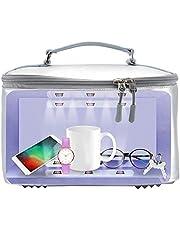 Mainstayae Ultraviolet Ozone Sanitizer Bag UV Device Car Storage Bag Container Mobile Phone Underwear Sterilization Portable Ultraviolet ray Sanitizer Bag for Outdoor Travel