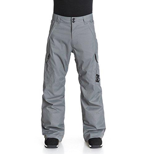 DC Shoes Mens Shoes Banshee - Snowboard Pants - Men - Xs - Black Pewter Xs