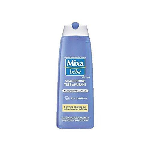 MXA Bébé Shampoo für Babys, Blau, 250 ml, 1 Stück