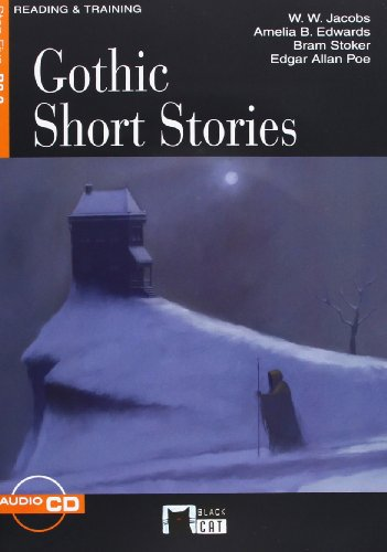 GOTHIC SHORT STORIES (FREE AUDIO) (Black Cat. reading And Training)