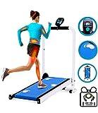 Mu Xin Tapis de Course plieuse Multi-Fonction Perte de Poids ,Un déplacement Facile Marche Jogging Fitness,Fitness pour Maison/Bureau(3 pièces)