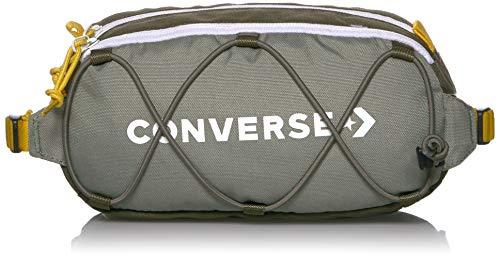 Converse Unisex-Erwachsene Swap Out Sling Pack Umhängetasche, Jadestein/Feldüberstand/Vivid, Einheitsgröße