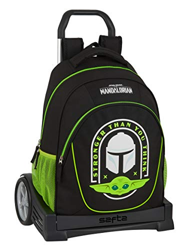 safta 612041860 Mochila con Carro Evolution The Mandalorian