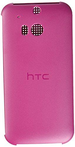 HTC Dot View Schutzhülle für HTC One (M8) – Einzelhandelsverpackung – Baton Rouge