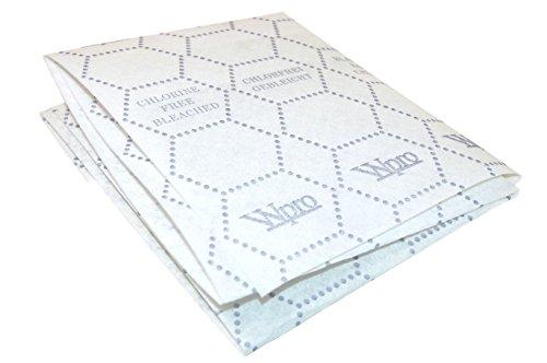 Whirlpool 480181700643 Mikrowellenzubehör/Kochfeld/Original-Ersatzfett Papierfilter x 2 für Ihre Dunstabzugshaube/Dieser Teil/Zubehör eignet sich für verschiedene Marken