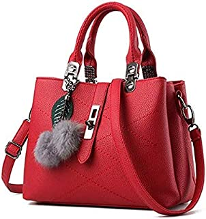 Bag For Girls,Red - Tote Bags