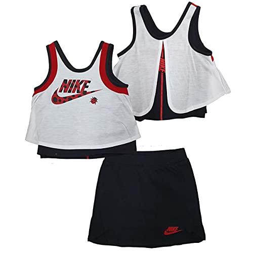 Nike Completini Bambina Black 36H773-023 23