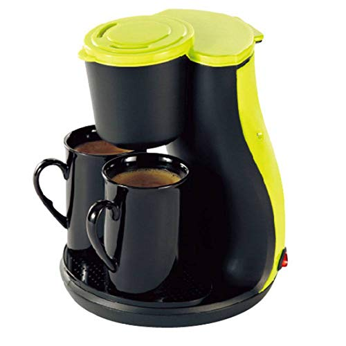 CYY Kaffeemaschine Büro Haushalt kleine Kaffeemaschine Mini Kaffeemaschine 412 (W)