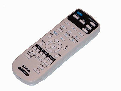 Control Remoto de proyector - OEM Epson, Incluido con EB-TW410, EB-TW490, EB-W17, EB-W18, EB-W22 EB-W3
