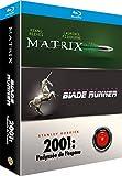 Coffret 3 films : Matrix + Blade Runner + 2001 : l'odyssée de l'espace [Francia] [Blu-ray]
