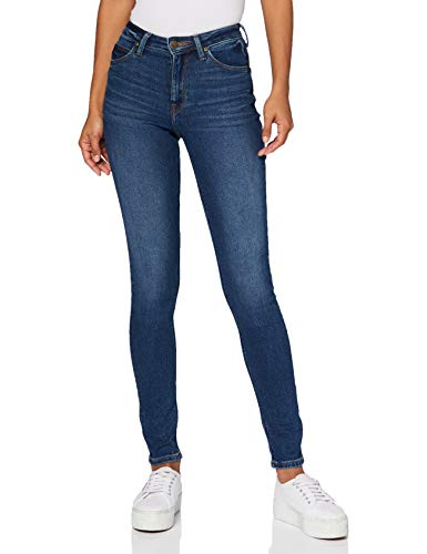 Lee Scarlett High Jeans, Dark De NIRO, 28W x 29L Donna