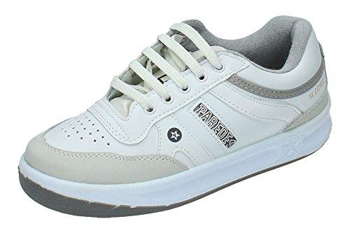 Zapatillas/PAREDES:DEP.Estrella 38 Blanco