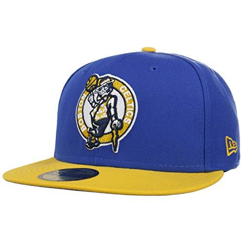 New Era Gorra 59Fifty ASTAG CelticsEra de Beisbol Baseball (7 1/4 (57,7 cm) - Azul)