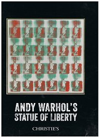 Christie's Andy Warhol s Statue of Liberty in 3D