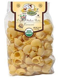 Organic Lumaconi Italian Pasta