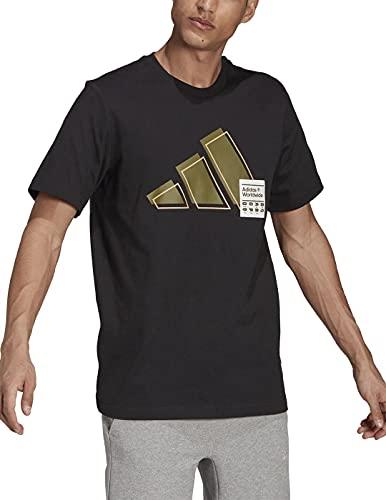 adidas Camiseta Marca Modelo 3BAR Logo tee