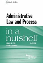 administrative law nutshell