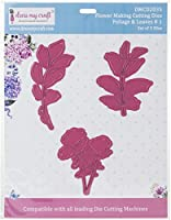 Dress My Craft Dies-Flower Making-Foliage & Leaves #1