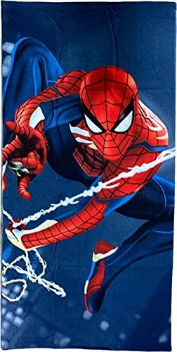 Serviette de Plage Spiderman Marvel