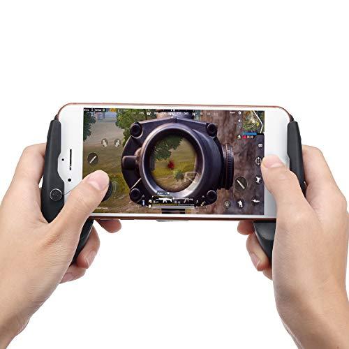 C-FUNN Mobile Game-Controller Joystick Trigger Shooter Fire Button Assist Tool Gamepad für PUBG
