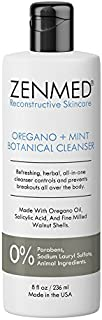 Best zenmed botanical acne body wash Reviews