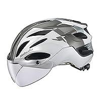 オージーケーカブト(OGK KABUTO) 自転車 ヘルメット VITT (ヴィット) カラー:G-1パールホワイト サイズ:XL/XXL 頭囲:(60-63cm)