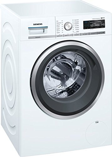 Siemens iQ700 WM4WH640 Independiente Carga frontal 8kg 1374RPM A+++ Blanco - Lavadora (Independiente, Carga frontal, Blanco, Botones, Giratorio, Izquierda, LED)
