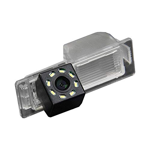 HD 720p Rückfahrkamera Wasserdicht Nachtsicht Auto Rückansicht Kamera Einparkhilfe Rueckfahrkamera für Opel Mokka Chevrolet Aveo 2012 2013 2014 Chevy Cruze Equinox Trax Trailblazer