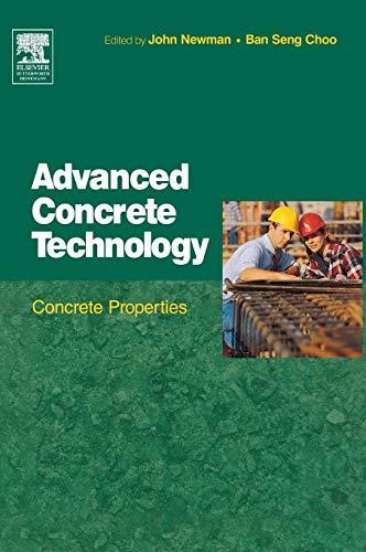 Download Advanced Concrete Technology 2: Concrete Properties 0750651040