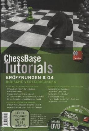 Chess Base tutoriales: eröffnungen 4: vídeo Ajedrez Entrenamiento–Defensa de India