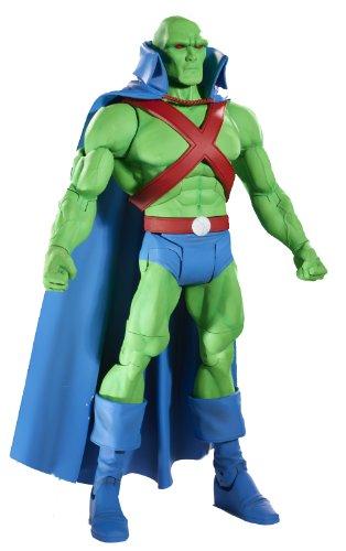 DC Universe Classics Martian Manhunter Figure