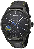 Tissot Men's Chrono XL NBA Golden State Warriors Championship Edition - T1166173605102 Black/Black/Blue One Size