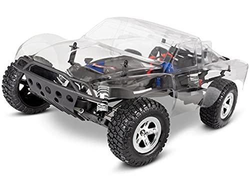 Traxxas 58014-4 Slash 2WD Unassembled Kit: 1/10-scale 2WD Short Course Truck