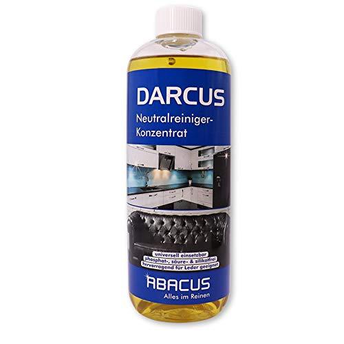 darcus 1000 ml – -- Nettoyant multi usages Nettoyant neutre Nettoyant universel nettoyant dégraissant cuir simili cuir Nettoyant concentré – Abacus