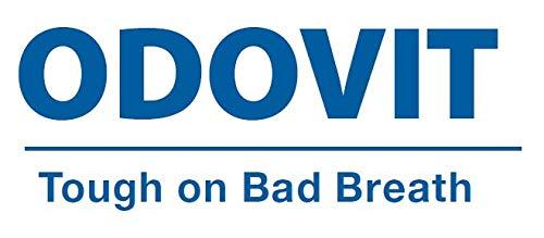 Mundgeruch – dagegen hilft ODOVIT : 5x Mundpflege-Bonbons 10er – Stark gegen Mundgeruch – mild im Geschmack – für nachhaltig frischen Atem - 6
