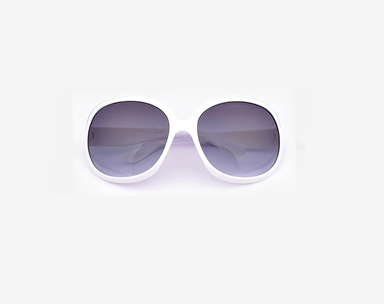 WYJL Brille Damen-Gezeiten-Stern-Sonnenbrille-elegante einfache Sonnenbrille-lange Gesichts-runde Gesichts-Gläser ( ( ( farbe   B ) B01NB1NNJH  Gute Qualität 30b4fe