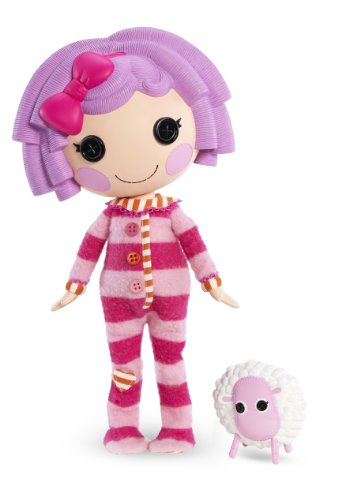 MGA Entertainment Lalaloopsy Doll Pillow Featherbed