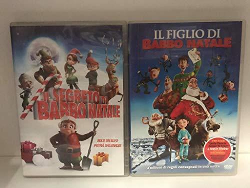 Il segreto di Babbo Natale + Il figlio di Babbo Natale (2 DVD) - Versione noleggio