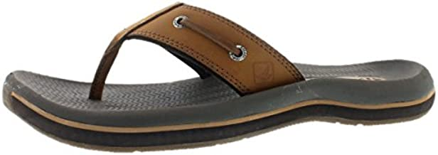 Men's Sperry, Santa Cruz Thong TAN 13 M