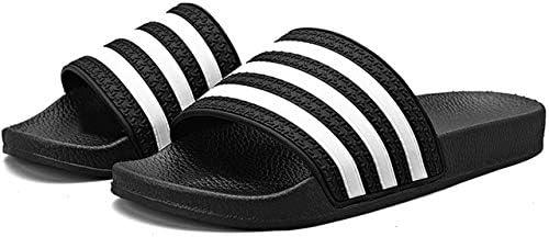 NC56 Men Slippers Brand Shoes Non-Slip Male Summer Water Shoes Sildes Flip Flops Soft Mens Sandals Outdoor Man Beach Shoes Slipper