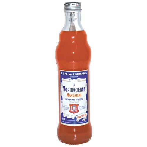 Mandarine Limonade 330 ml | LA MORTUACIENNE
