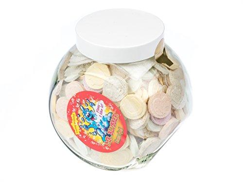 Mr. Blubber - Caramelle effervescenti in vaso di vetro - 1250g