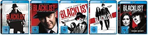 The Blacklist - Staffel 1-5 [Blu-ray]