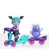 Vampirina Spooky Scooter Playset, Vampirina & Gregoria