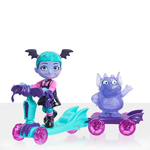 Vampirina - Spooky Scooter Set (Bandai 78116) , color/modelo surtido