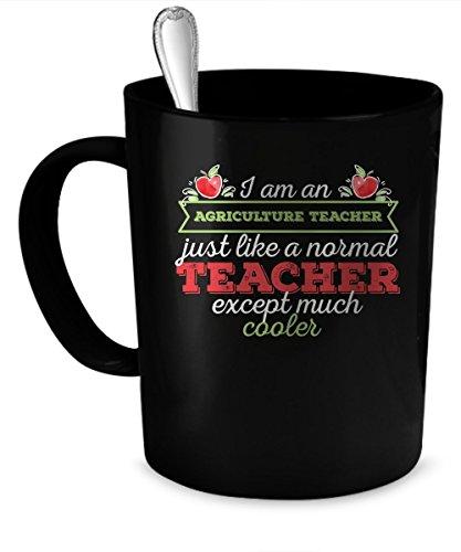 Agriculture Teacher Coffee Mug. Agriculture Teacher gift 11 oz. black