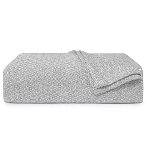 LAGHCAT Cooling Blanket, Summer Cooling Blanket for Hot Sleeper Night Sweat, Cold Cool Lightweight...