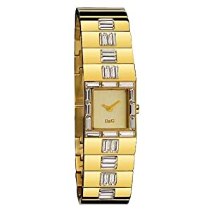 D&G Dolce&Gabbana D&G Rocket – Reloj analógico de mujer