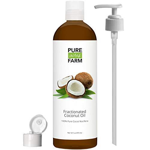 Fractionated Coconut Oil (Liquid) - Carrier...